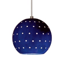 A19 Lunar Mini Pendant from the Studio Collection