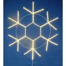 Christmas at Winterland LED-SNOWF-36-WW