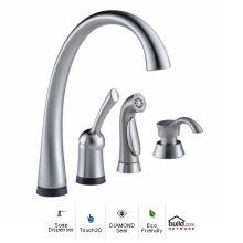 Delta 955 Dst Sd Kitchen Faucet