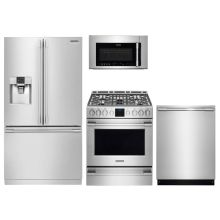 Built In Gas Kitchen Package 1 From The Professional Collection