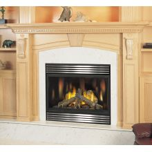 Vail 10,000 BTU Vent-Free Propane Fireplace - 26 Inch