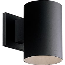 Outdoor Wall Sconces in Black Tones