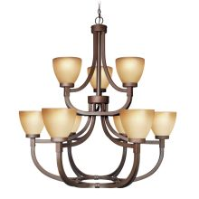Woodbridge Lighting 12147-BRZ