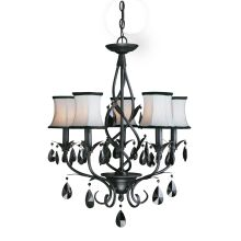 Woodbridge Lighting 12156-BLK