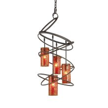 Woodbridge Lighting 12514BLK-M10AMB