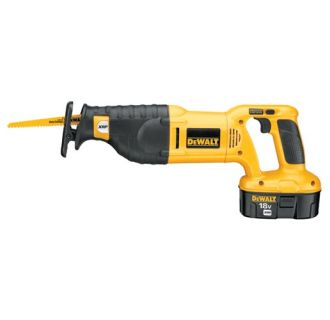 DeWalt DC385k Reciprocating Saw