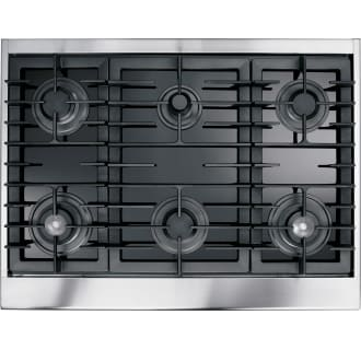 Six Burner Cooktop