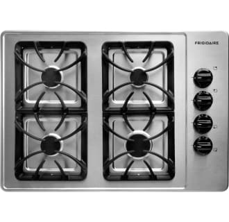 Four Burner Cooktop