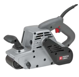 Porter Cable 361 Belt Sander with 12 Amp Motor and 1,550 SFPM Belt Speed