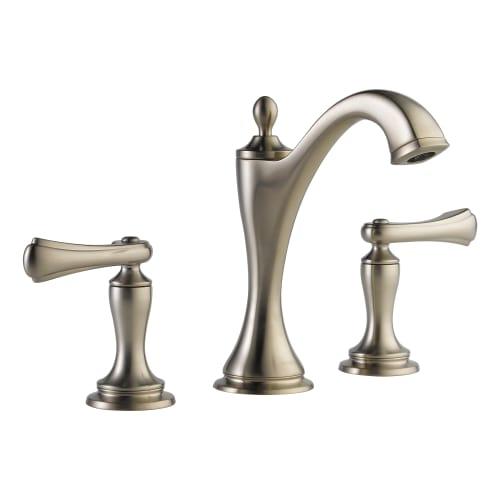 Brizo 65385LF-LHP Brilliance Brushed Nickel Widespread Bathroom ...