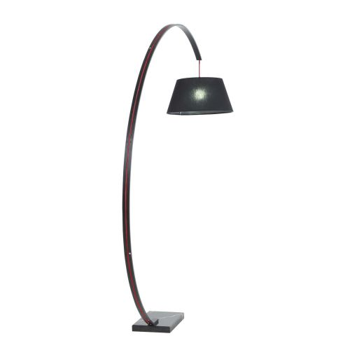 Arc Floor Lamp B And Q : Bromi design b liberty arc floor lamp with tapered