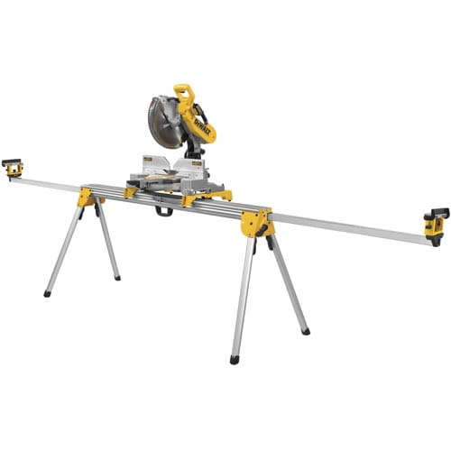 Dewalt DWX723 Heavy Duty Miter Saw Stand with Extensions and Leg Lock Lever