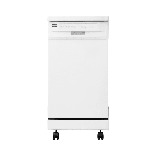 Frigidaire FFPD1821M 18 Portable Dishwasher with Stainless Steel Interior and D