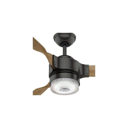 Hunter 59226 54 ceiling fan 3 reversible blades led light kit hunter 59226 54 ceiling fan 3 reversible blades led light kit aloadofball Image collections