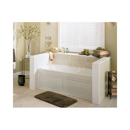 Jacuzzi Cts6032wrl2xxw 60 Quot X 32 Quot 3 Wall Alcove Whirlpool