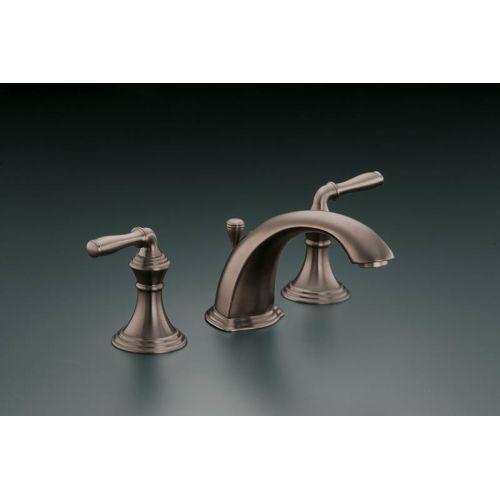 Kohler K 394 4 Polished Brass Devonshire Widespread Bathroom Faucet Ebay