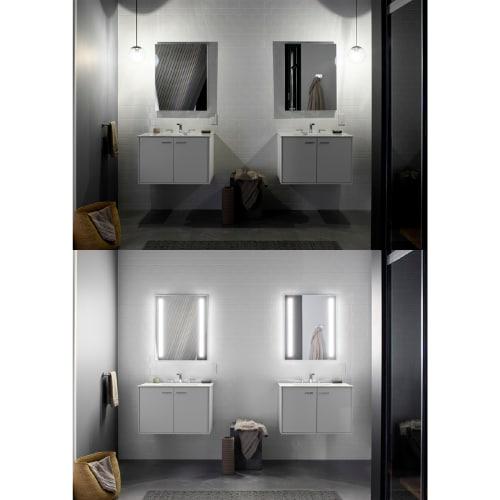 Kohler K 99009 Tl Na 30 Quot X 34 Quot Lighted Mirrored Medicine Cabinet Ebay