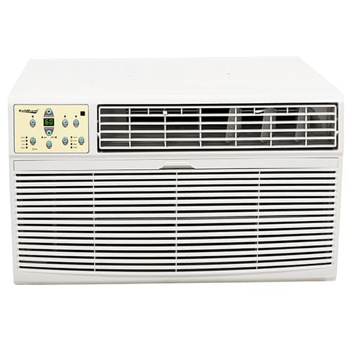 Koldfront wtc8001w 8000 btu 115v through the wall air for 120v window air conditioner