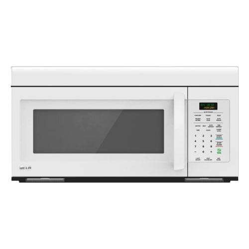 LG LMV1683 1.6 Cu. Ft. Non-Sensor Over the Range Microwave Oven