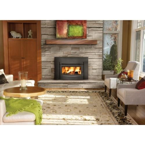 Napoleon Epi3c 55000 Btu Insert Wood Burning Fireplace W