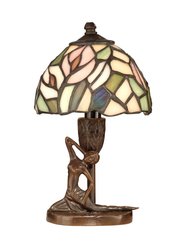 Dale Tiffany TA10607 Antique Bronze