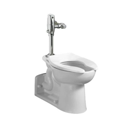 American Standard 3695 001 White Priolo Elongated Toilet