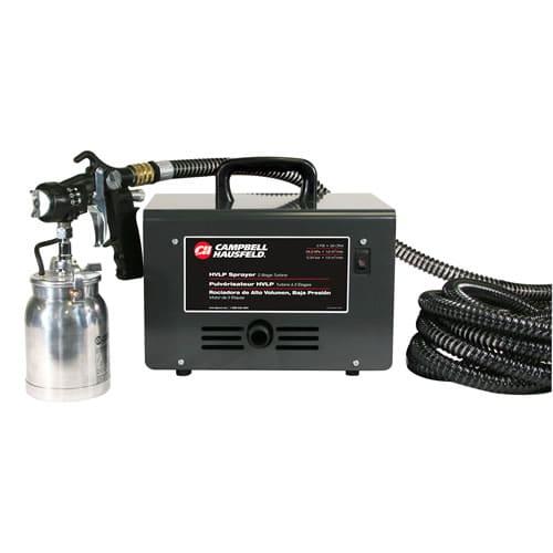 Campbell Hausfeld HV2500 58 CFM Fine Finish HVLP Paint Sprayer Air ...