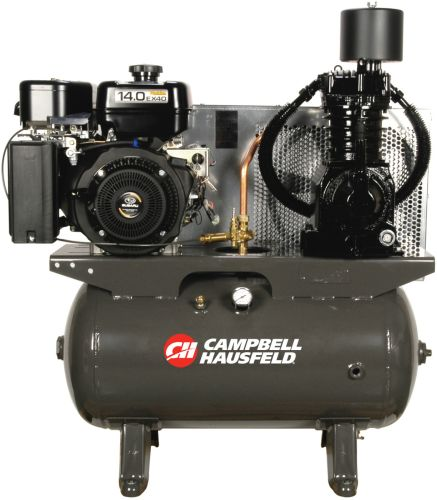 Campbell Hausfeld CE7004 N/A Air Compressor Service Truck Series Air Compressor with 14HP Subaru EX40 Engine CE7004