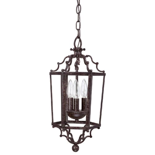 Capital Lighting 9273 3 Light Foyer Fixture EBay