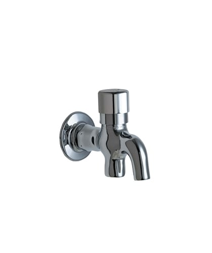 Chicago Faucets 324-ABCP Chrome  Wall Mounted Water Dispenser Faucet