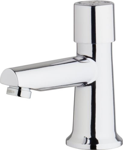 Chicago Faucets 3500-E2805ABCP Chrome  Single Supply Hot / Cold Water