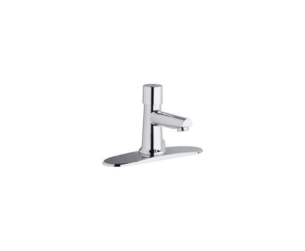 Chicago Faucets 3501-8E2805ABCP Chrome  Single Supply Hot / Cold Water
