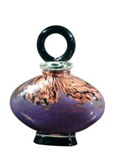 "Dale Tiffany PG70397 6"" x 8"" Cambridge Perfume Bottle"