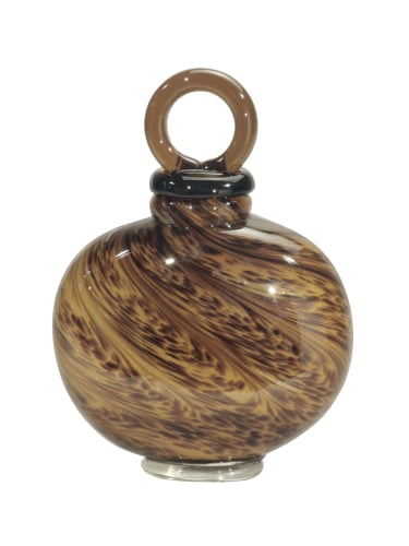 "Dale Tiffany PG80147 6"" x 8"" San Felipe Perfume Bottle"