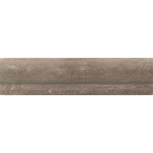 "Daltile Ts73-28cr1p Copper Slate Slate 2"" X 8"" Chair Rail"