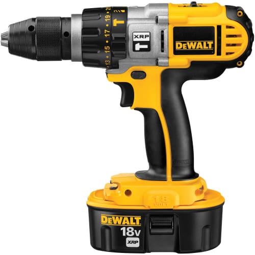 DeWalt DCD950KX None XRP 1/2 18 Volt Cordless XRP Hammerdrill / Drill