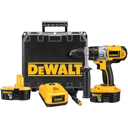 DeWalt DCD950VX None XRP 18 Volt 1/2 XRP Hammerdrill / Drill / Driver