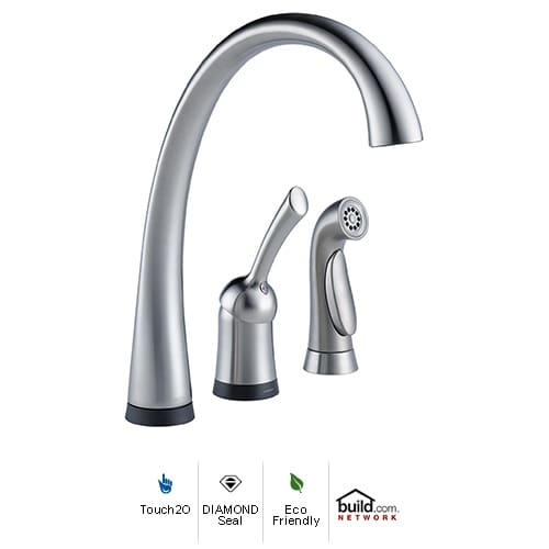 Delta Faucet Jackson Tn Number 28 Images Delta 9113 Dst Essa Pull Down Kitchen Faucet With