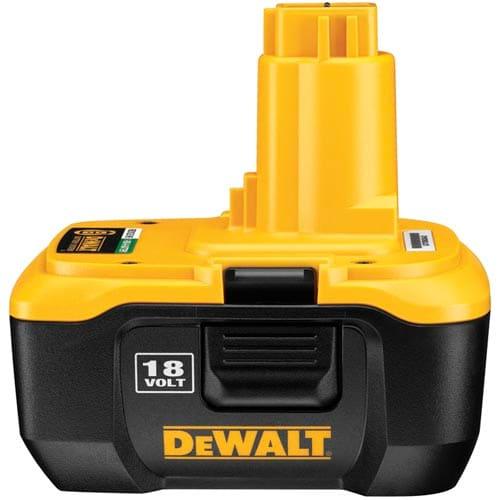Dewalt DC9180  18 Volt XRP Li-Ion Battery