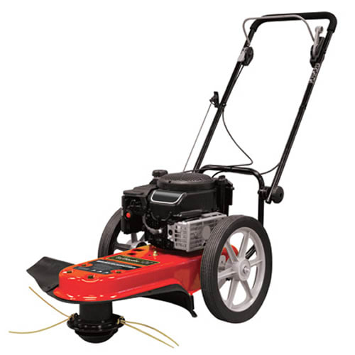 Earthquake 600050B Gas  22 Inch Walk Behind Gas String Trimmer with a