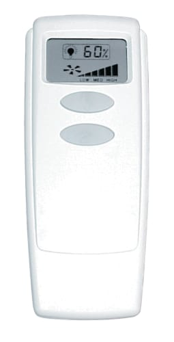 Ellington Fans RCI-104 White Accessories Hand Held Remote