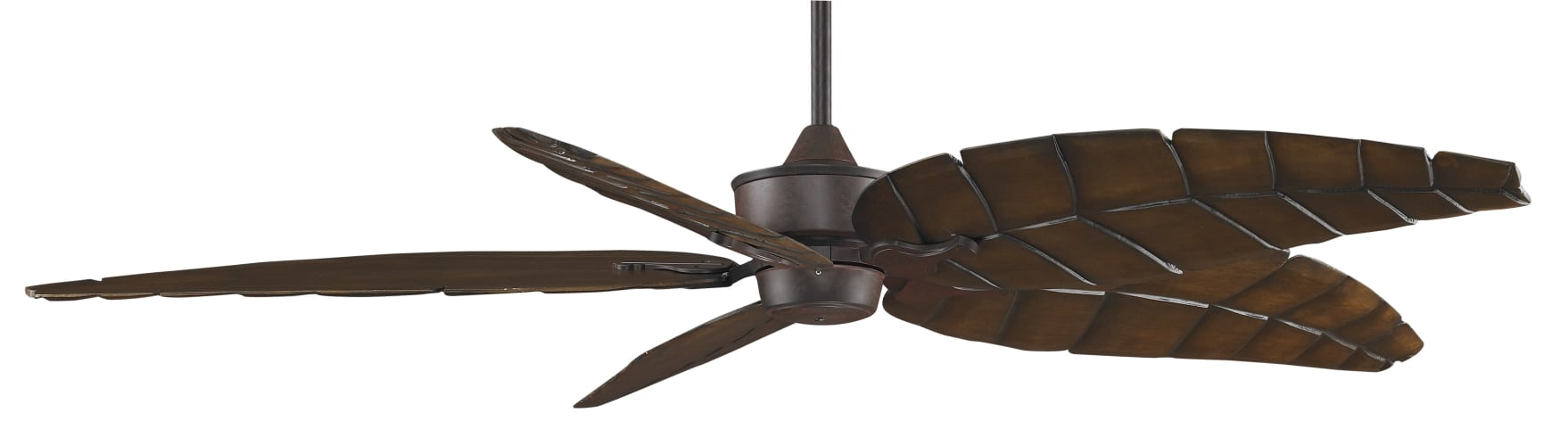 Fanimation mad3250rs b5300wa rust with walnut carved leaf wood fanimation mad3250rs b5300wa rust with walnut carved leaf wood blades islander dc islander 5 blade 52 ceiling fan blades and remote control included aloadofball Gallery