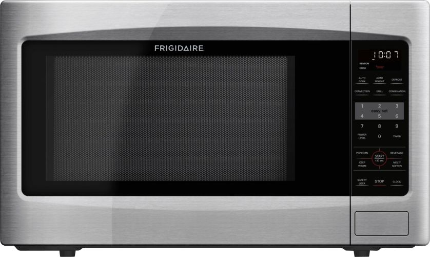 ... FFCT1278LS 1.2 Cubic Foot Countertop Microwave Oven with Easy-Set Sta