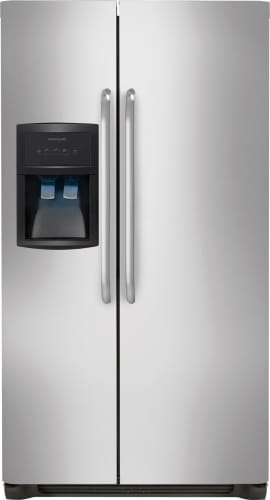 Side Refrigerator with Store-More Capacity and LCD Controls FFHS2622M