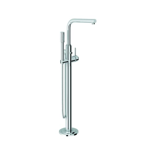 Grohe 32227002 Starlight Chrome Atrio Floorstanding Tub Filler with