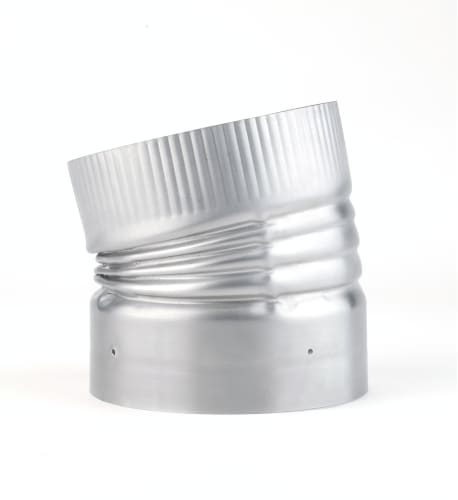 Heat-Fab 9509 Stainless Steel Saf-T Vent Seal 5\