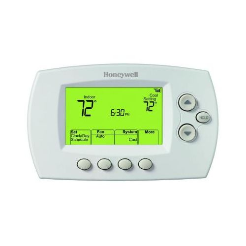 For Gas Fireplace Thermostat Ok Review  Honeywell Rth6580wf1001  W White 7 Day Programmable Wi