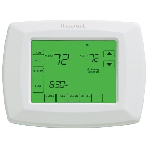 Honeywell 17320060 White WiFi Capable Wi-Fi 7 Day Programmable