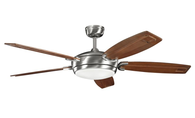 Kichler 300156bss Trevor 60 Inch Indoor Ceiling Fan With