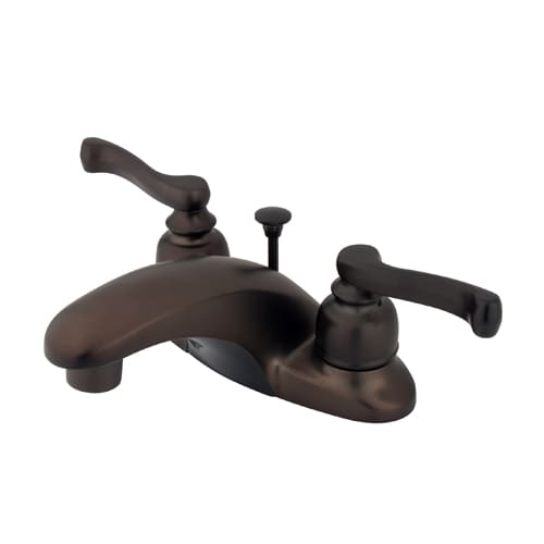 Kingston Brass KB8625FL Oil Rubbed Bronze Royale Double Handle 4